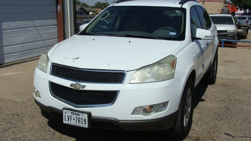 Chevrolet TRAVERSE 2009 price $11,995