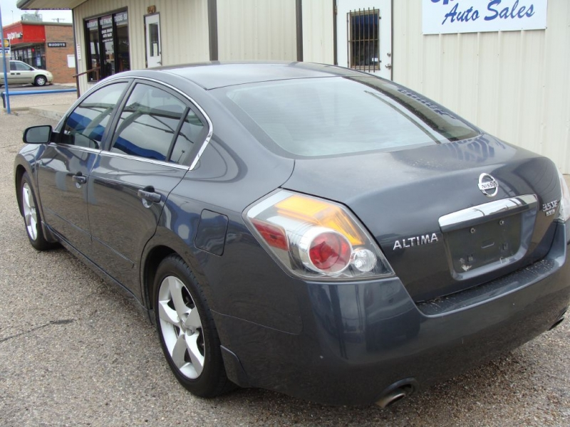 NISSAN ALTIMA 2007 price $11,995
