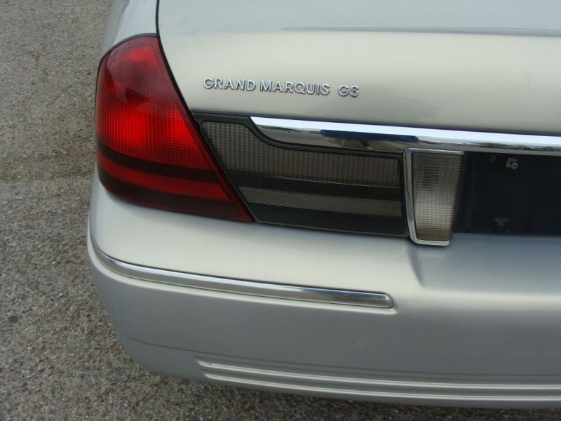 MERCURY GRAND MARQUIS 2008 price $10,995