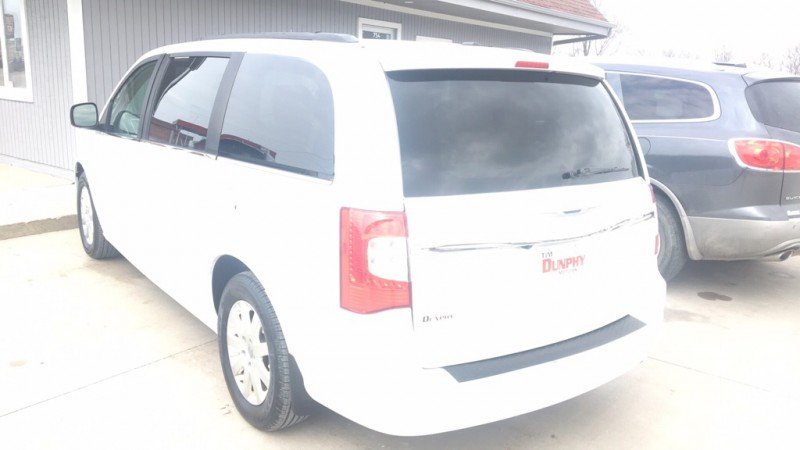 CHRYSLER TOWN & COUNTRY 2015 price $16,495