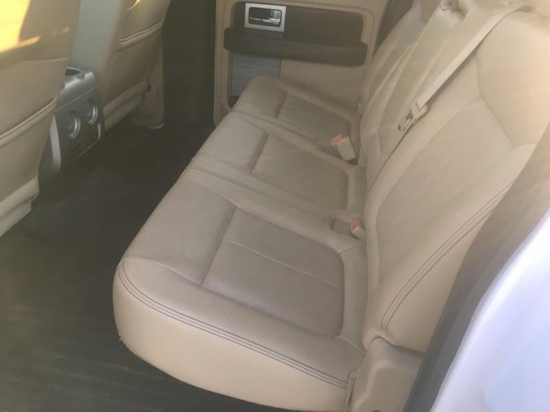 FORD F150 LARIAT 2013 price $18,495