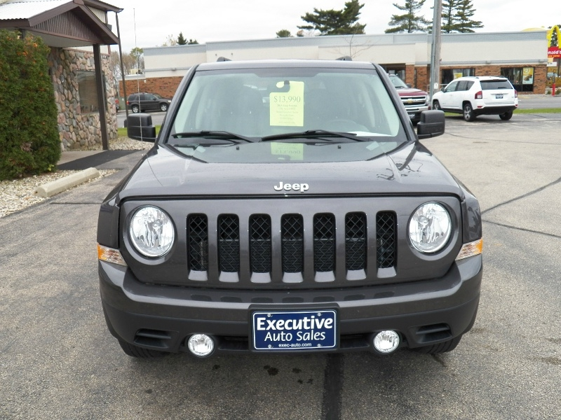Jeep Patriot 2015 price $13,990