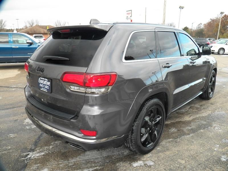 Jeep Grand Cherokee 2016 price $34,490