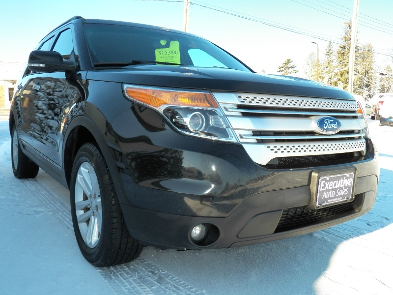 Ford Explorer 2015 price $15,490