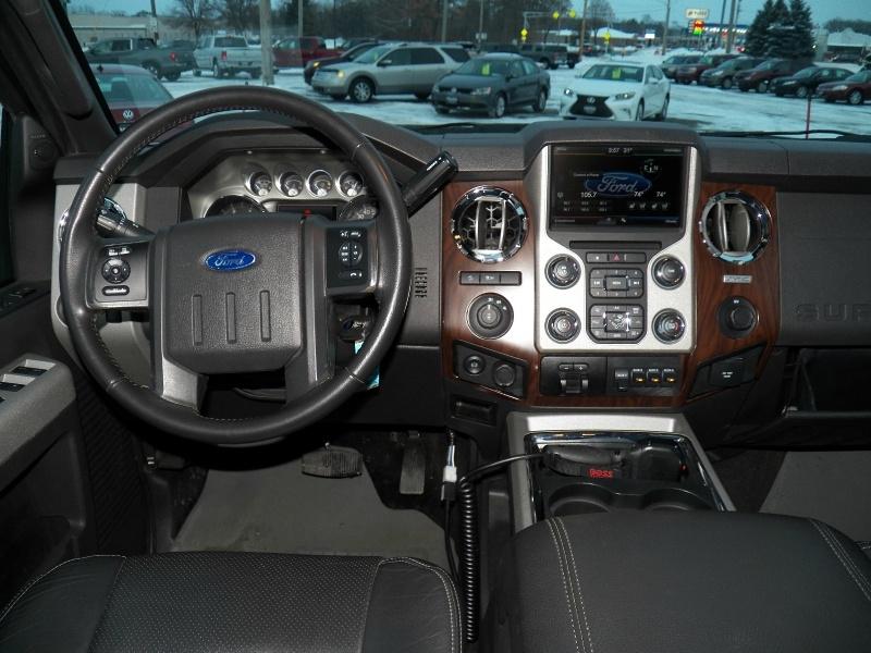 Ford Super Duty F-250 SRW 2015 price $45,990