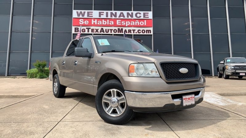 FORD F150 2006 price $7,950