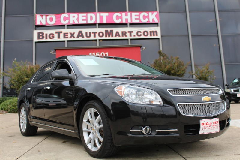 2010 chevrolet malibu 4dr sdn ltz inventory big tex auto mart buy here pay here used car. Black Bedroom Furniture Sets. Home Design Ideas