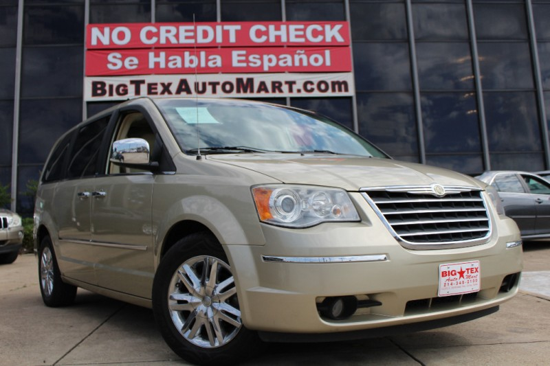 2010 Chrysler Town & Country 4dr Wgn Limited *Ltd Avail* - Inventory | Big Tex Auto Mart - Buy ...