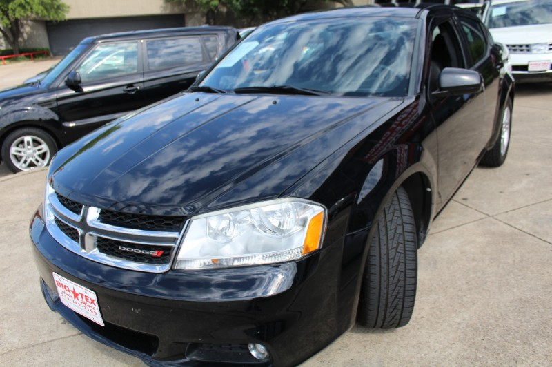 2013 dodge avenger 4dr sdn sxt inventory big tex auto mart buy here pay here used car. Black Bedroom Furniture Sets. Home Design Ideas
