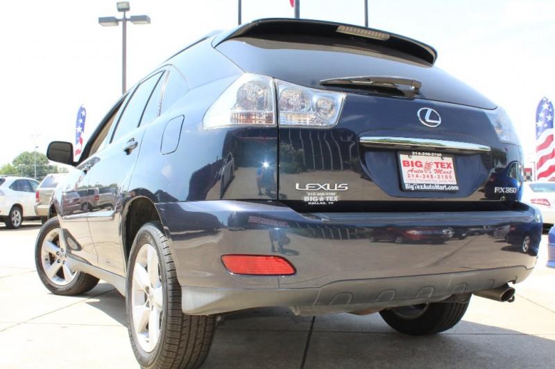 LEXUS RX 2007 price $10,900