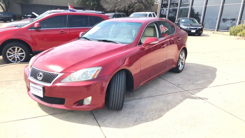 LEXUS IS 2009 price $12,900