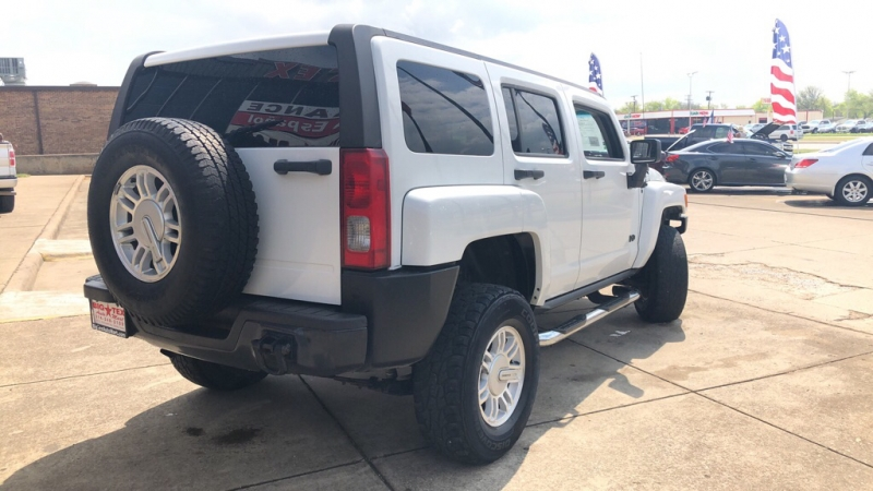 HUMMER H3 2007 price $12,900