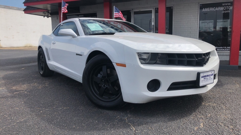 CHEVROLET CAMARO 2011 price $12,900