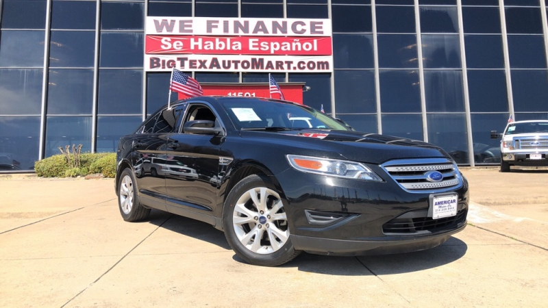FORD TAURUS 2012 price $12,900