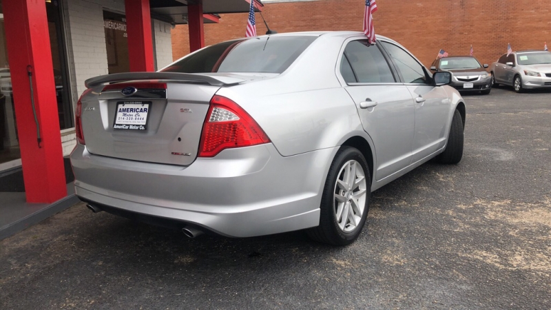 FORD FUSION 2012 price $12,900