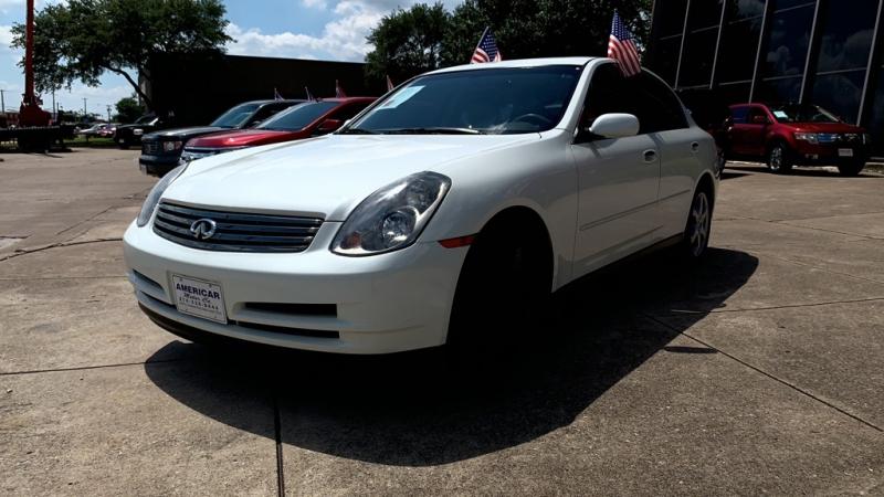INFINITI G35 2003 price $8,950