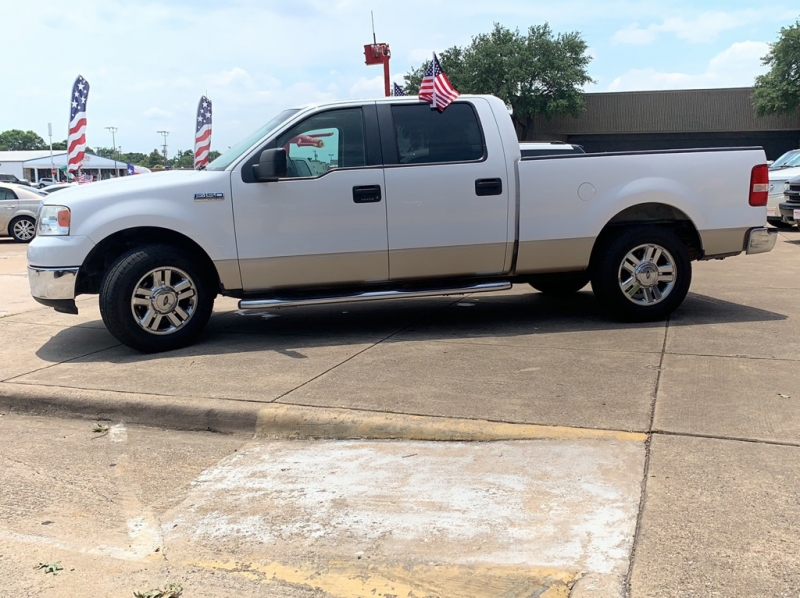 FORD F150 2007 price $12,900