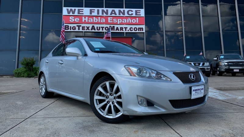LEXUS IS 2008 price $12,900