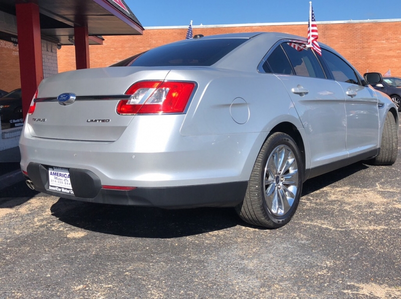 FORD TAURUS 2011 price $13,900