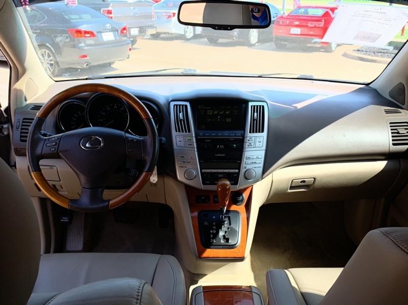 LEXUS RX 2007 price $12,900