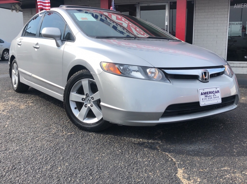 HONDA CIVIC 2007 price $10,900