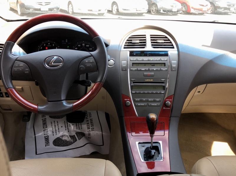 LEXUS ES 2008 price $12,900