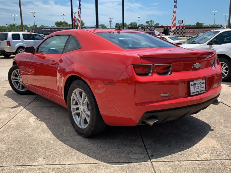 CHEVROLET CAMARO 2013 price $15,900