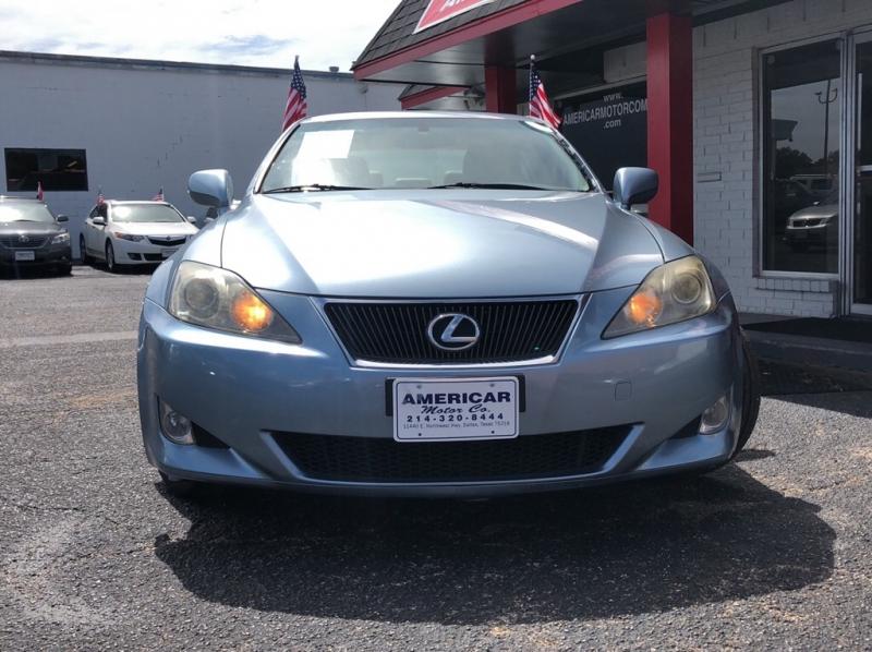 LEXUS IS 2007 price $13,900