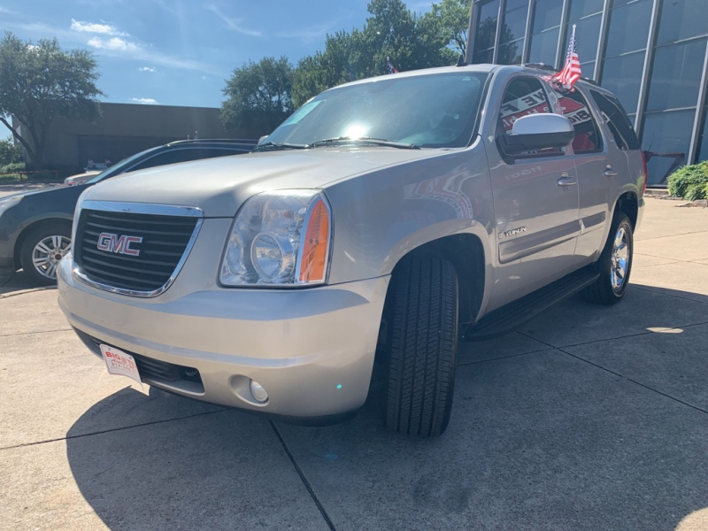 GMC YUKON 2009 price $14,900