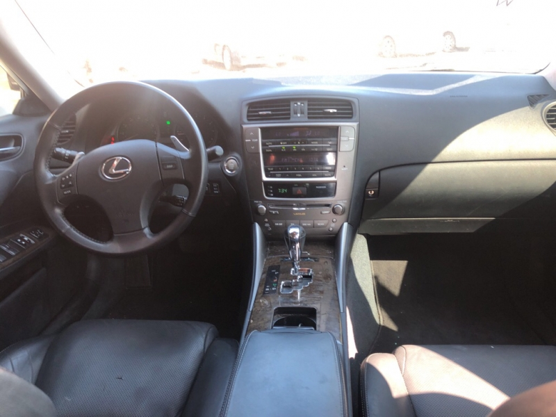LEXUS IS 2009 price $13,900