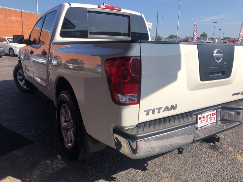 NISSAN TITAN 2010 price $18,900