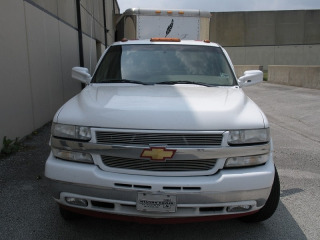 2001 Chevrolet Silverado 3500 Duelly