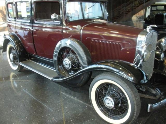 1931 Chevrolet Model AE