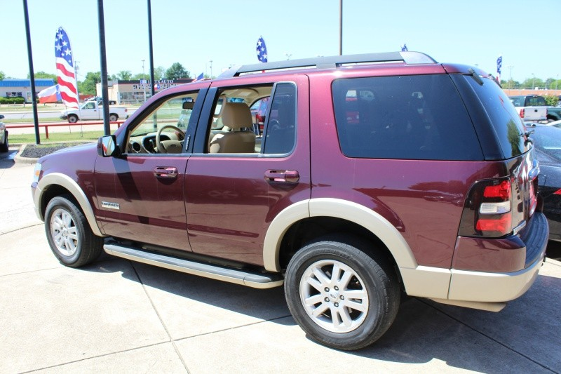 FORD EXPLORER 2008 price $12,900