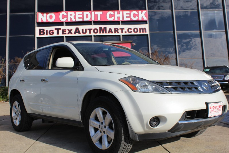 2006 nissan murano 4dr s v6 awd inventory big tex auto mart buy here pay here used car. Black Bedroom Furniture Sets. Home Design Ideas