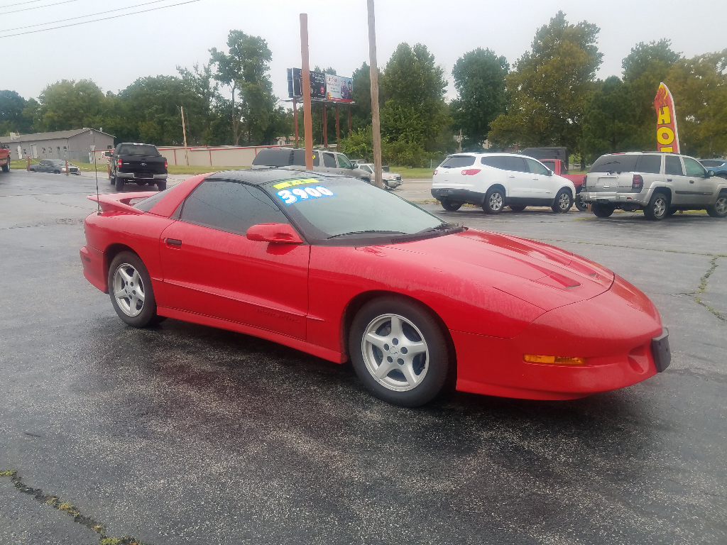 RPMWired.com car search / 1995 Pontiac Firebird