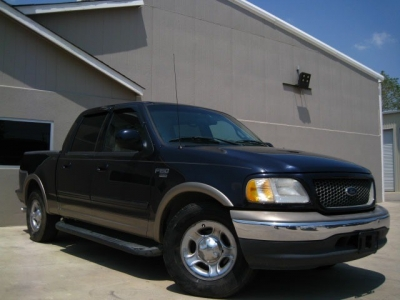2001 Ford F-150 SuperCrew Crew Cab