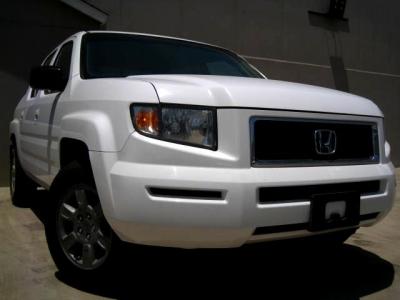2007 Honda Ridgeline 4WD Crew Cab RTX