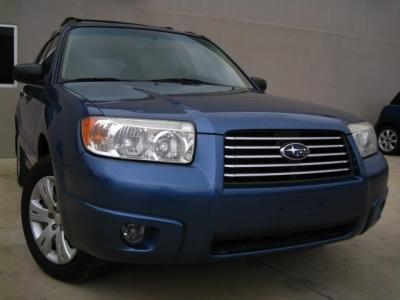 2008 Subaru Forester (Natl) 4dr Auto X