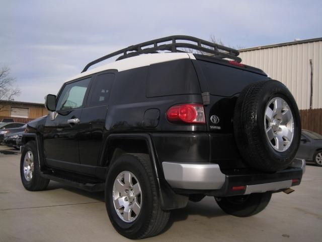 Toyota FJ Cruiser 2007 price $7,995 Cash