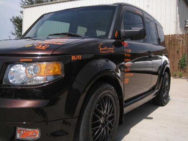 Honda Element 2008 price $8,995 Cash