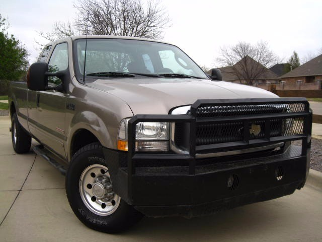 2003 Ford Super Duty F-250 Extended Cab