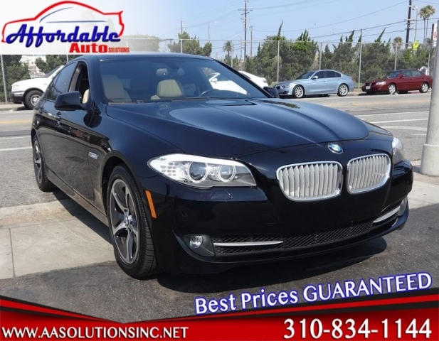 2013 Bmw 5 Series Activehybrid 5 Inventory Pacific Motors Auto