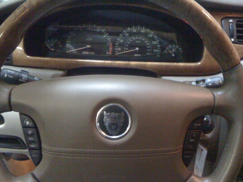 Jaguar S-Type 2003 price $5,500