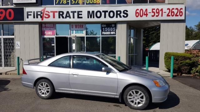 2003 Honda Civic SI