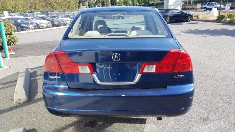ACURA EL TOURING LOCAL Inventory FirstRate Motors Ltd - Acura el trunk