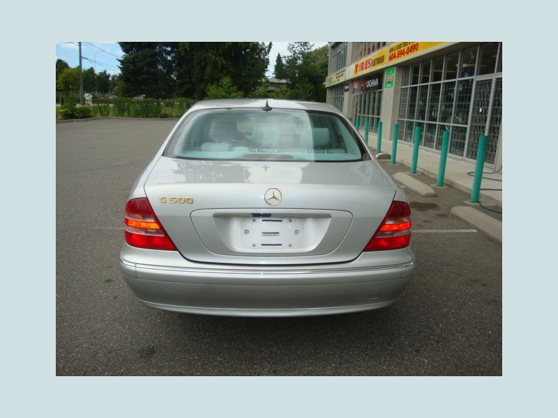 Mercedes-Benz S500 2000 price $4,900