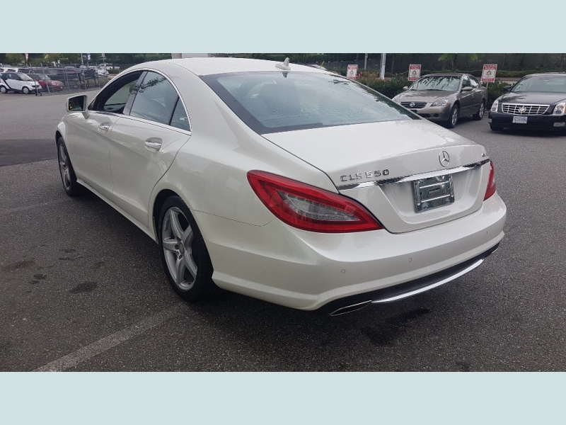 Mercedes-Benz CLS550 2014 price $39,900