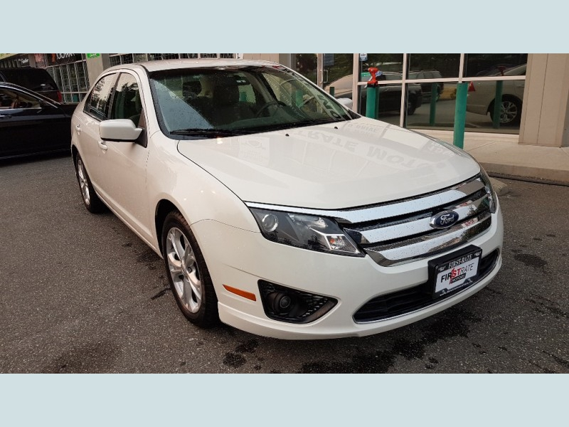 Ford Fusion 2012 price $8,900