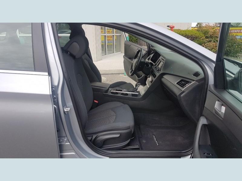 Hyundai Sonata 2017 price $18,900